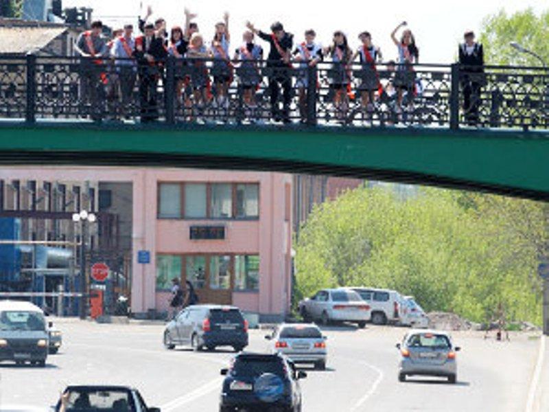В Иркутске 23 и 24 мая пройдут последние звонки