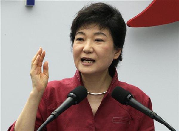 Президент Южной Кореи: Вся ответственность за крушение парома «Севол» лежит на мне