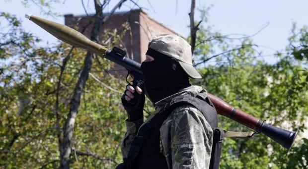 Под Амвросиевкой неизвестные казнили украинских военных