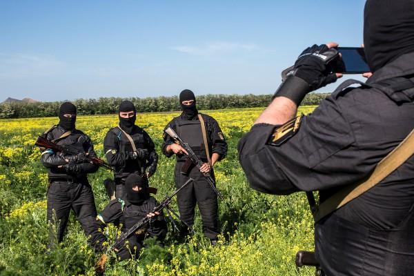 Нацгвардия направляет на юго-восток Украины второй батальон