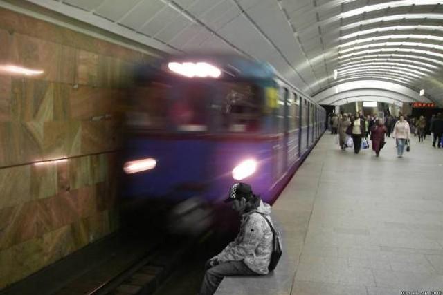 На станции Беляево московского метрополитена мужчина упал на рельсы