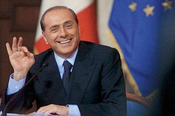 Берлускони признал независимость юго-востока Украины