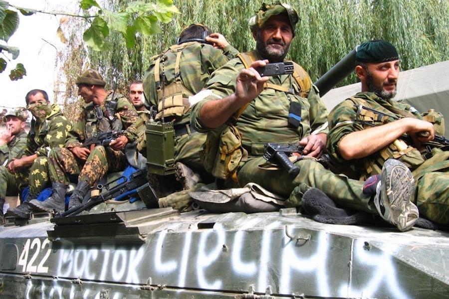 Чеченцы беспокоят США