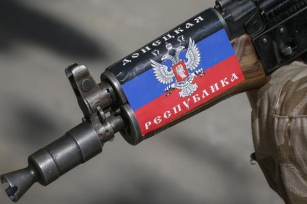 Ополченцы окружили батальон «Донбасс» украинской армии, идет бой