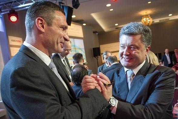По последним подсчетам, у Кличко 56,45% голосов