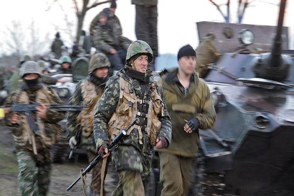 Убитых и раненых в Краматорске - десятки