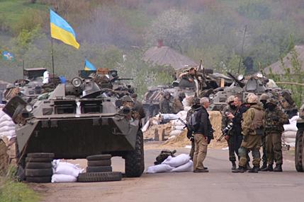 Киев намерен продолжить спецоперацию в Краматорске