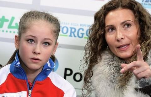 Фигуристка Юлия Липницкая ушла от тренера