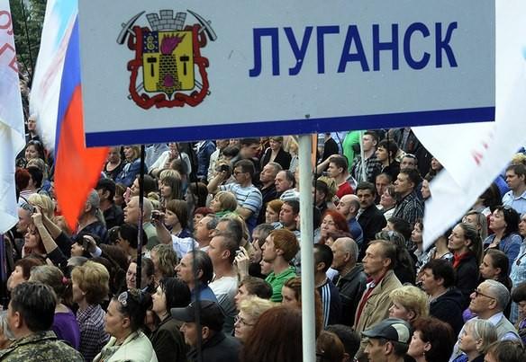 Луганская народная республика просит ООН о признании