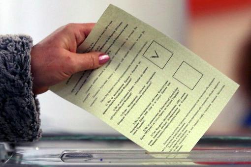 Результаты референдума в Луганской области: 96,2%