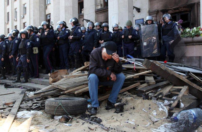 Милиция рассказала о причине смерти людей 2 мая в Одессе