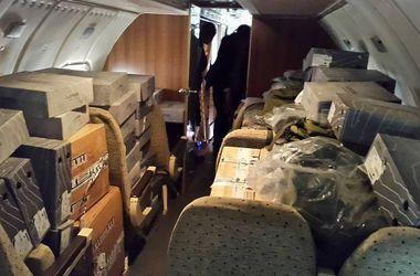 В Славянск летит самолет с новым обмундированием для силовиков
