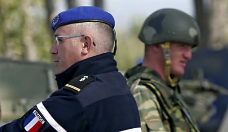 Миссия ОБСЕ считает, что Крым стал опасным
