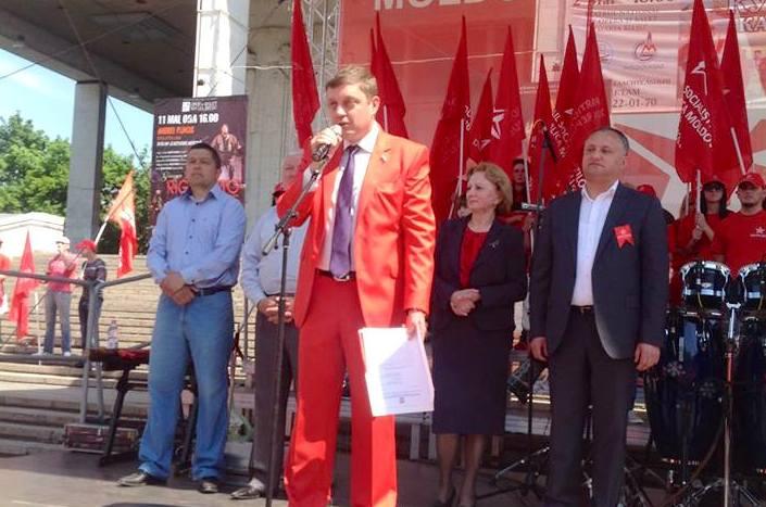 Олег Пахолков из Кишинева: «Люди буквально хватали меня за рукав, чтобы сказать: «Мы за Россию, мы за Крым!»