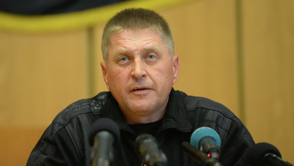 Мэр Славянска хочет обменять членов ОБСЕ на активистов