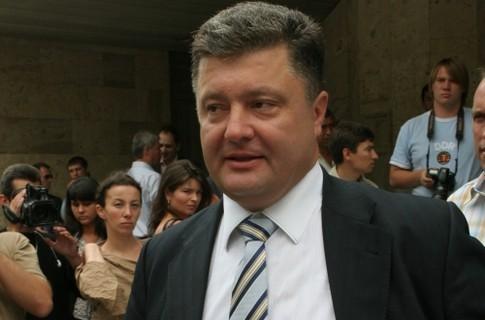 Порошенко обвинил в беспорядках в Одессе милицию