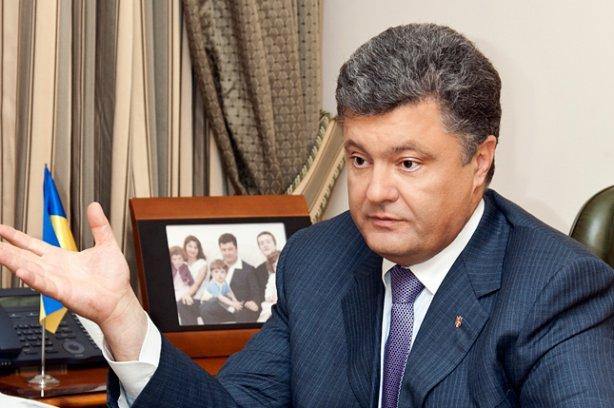 Украинский кандидат в президенты Порошенко хочет заменить День Победы Днем памяти