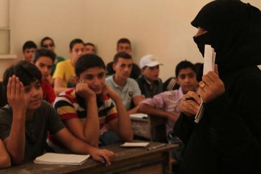 Сирийские школьники будут учить русский язык