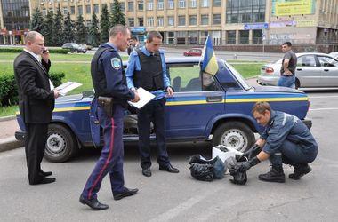 На Украине временному мэру Николаева прислали гранату с головой собаки