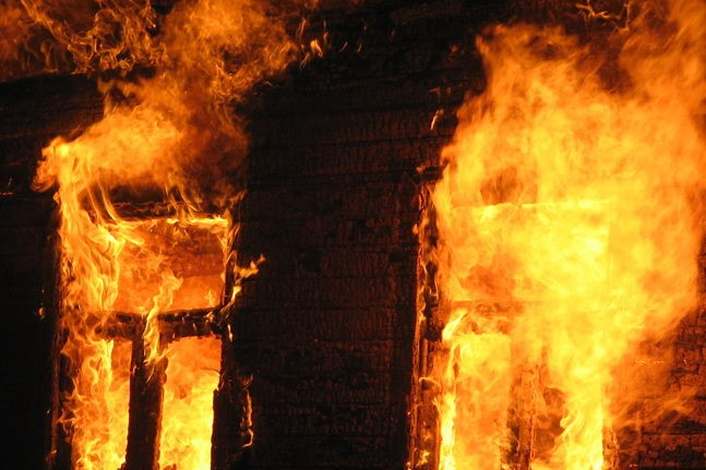 За минувшие сутки в республике Татарстан произошло шесть пожаров