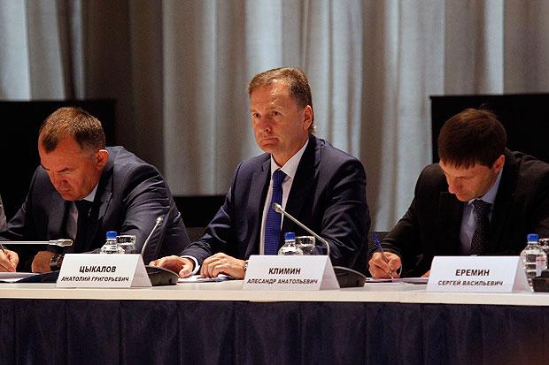 Правительство Красноярского края ушло в отставку