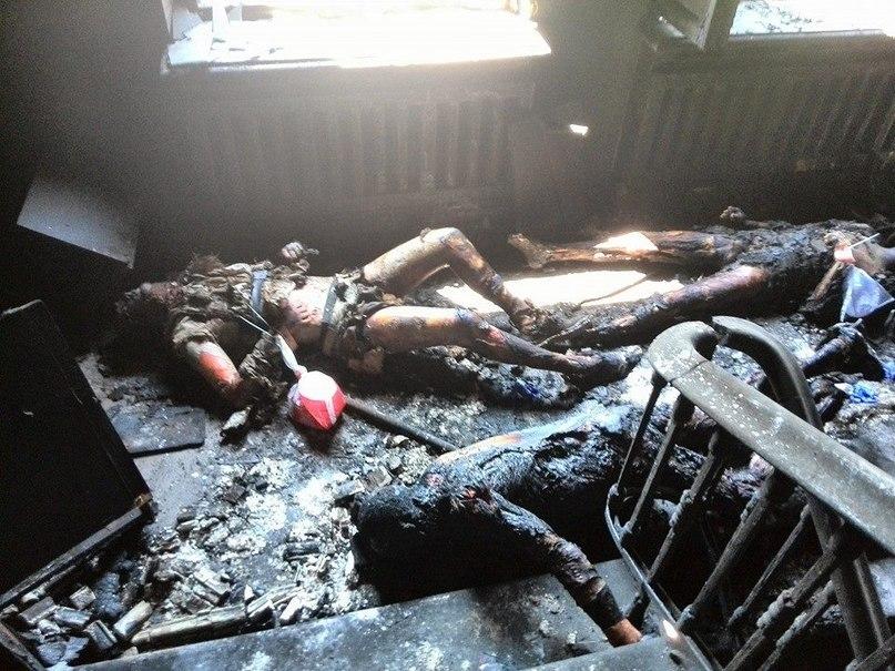 Опознаны тела 38 погибших во время беспорядков в Одессе
