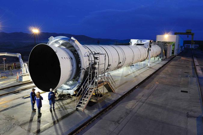 Пентагону пока нечем заменить ракетный двигатель российского производства