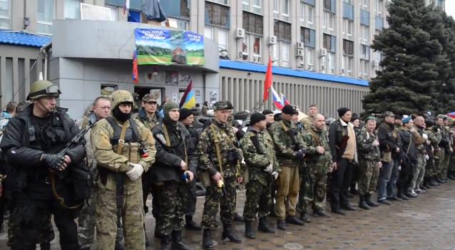 В Луганске задержали народного ополченца – командира
