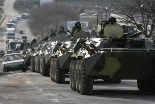 США уловили активность российских войск на украинской границе