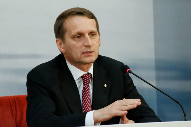 Нарышкин: Россия не позволит себя изолировать
