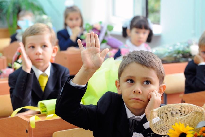 В Луганской области закрыли школы