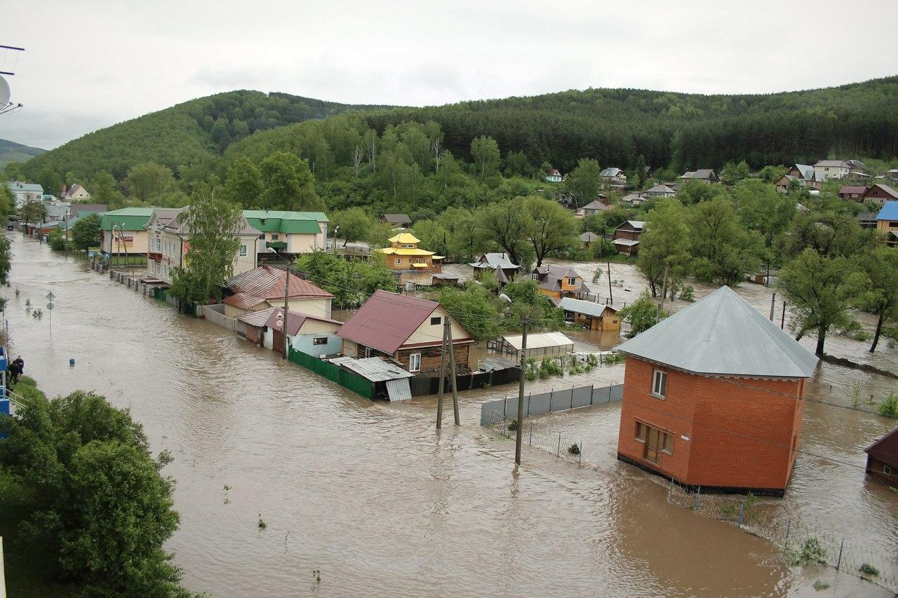 Сибирь под угрозой затопления! МЧС РФ начинает спасательную операцию