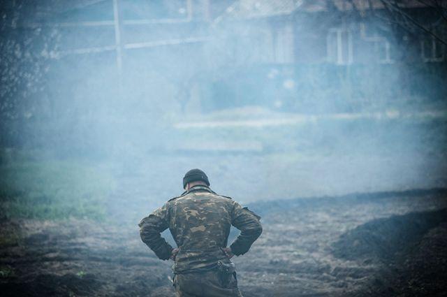 В карательной операции на востоке Украины погибли 24 военнослужащих