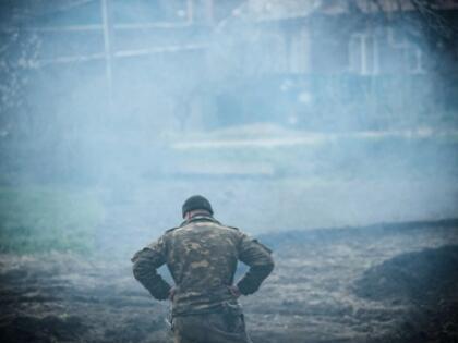 В Славянске идет снайперская война