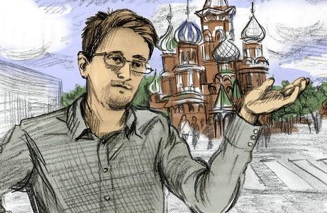 Эдвард Сноуден обвинил в своем российском пребывании Госдеп США