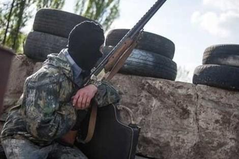 Украинские СМИ заявили о зачистке телевышки от ополченцев в Славянске