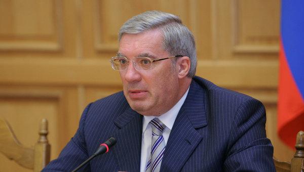 И.о. губернатора Красноярского края станет Виктор Толоконский