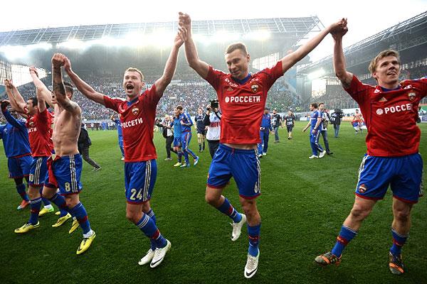 Красноярские энергетики могут стать спонсорами футбольного ЦСКА