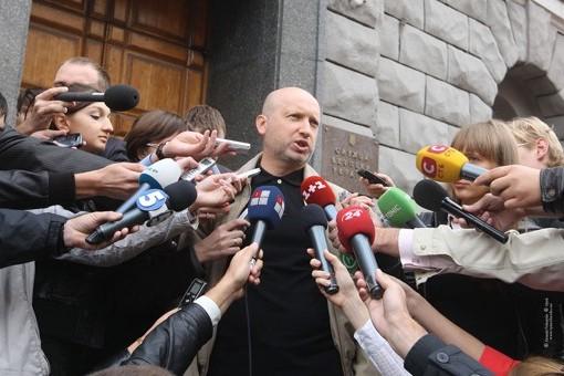 Киев решился на переговоры со сторонниками децентрализации