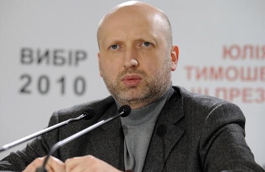 Турчинов заявил, что референдум на Востоке будет иметь уголовные последствия