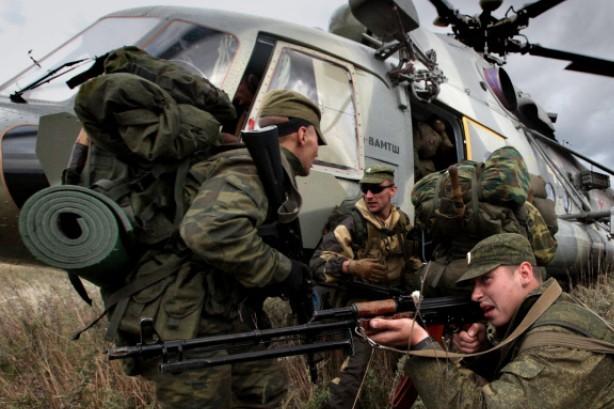 Российские войска ушли от украинской границы в места постоянной дислокации