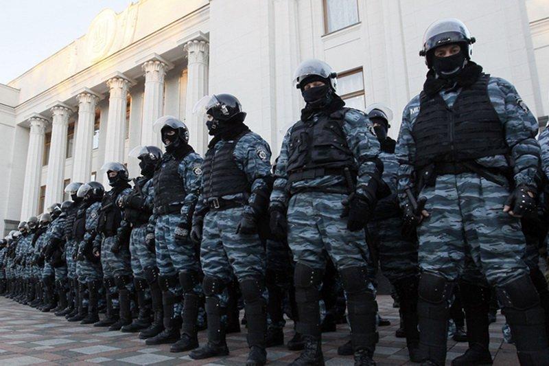 В Украине на стороне властей действуют иностранные наемники