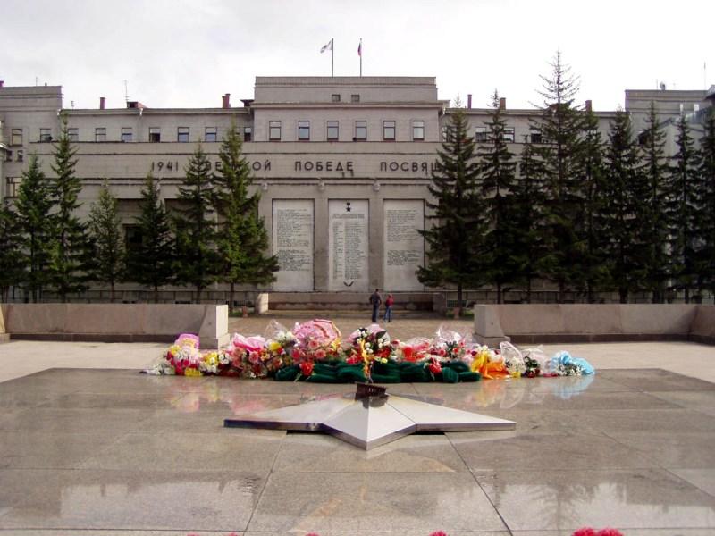 В Иркутске пройдет акция «Пламя гордости за Победу»