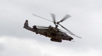 Латвия заявила, что над её территорией пролетел вертолёт РФ