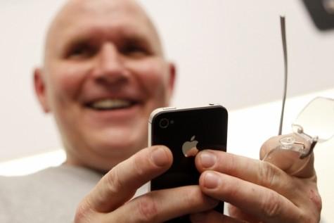 iPhone от Apple станет пультом управления бытовыми приборами