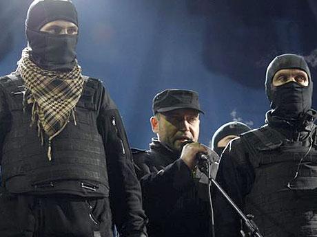 Ярош заявил, что «Правый сектор» участвует только в карательной операции