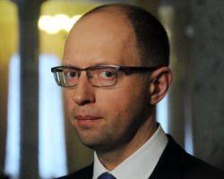 Яценюк исключает переговоры с Россией без участия ЕС и США