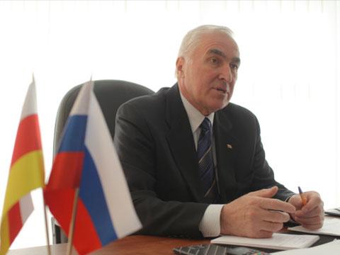 Президент Южной Осетии заявил, что республика может войти в состав РФ