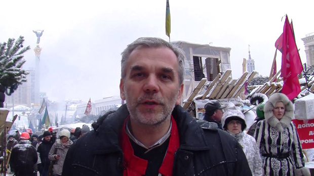 Министр Мусий натравил самооборону Майдана на протестующих