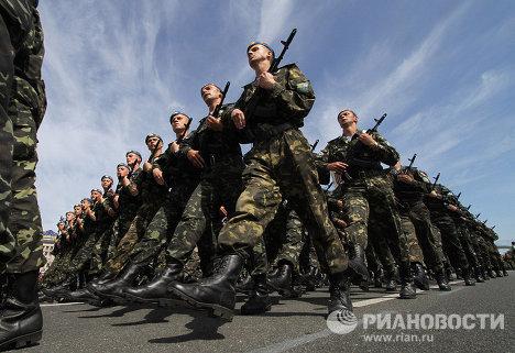 В Львовской области родственники солдат два дня блокировали воинскую часть